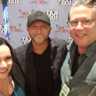 CMA Interview-Cole Swindell