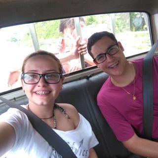 Entrevista a dos jóvenes misioneros de Huelva parte 1