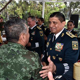 61 mil migrantes detenidos en fronteras: Cresencio Sandoval