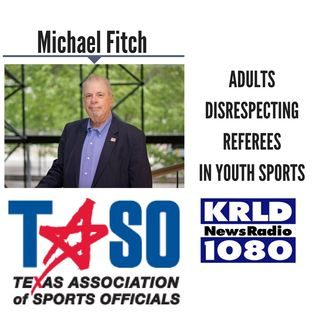 Adults Disrespecting Referees in Youth Sports || Michael Fitch Discusses (6/20/18)
