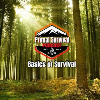 Primal Survival Podcast - Basics of Survival