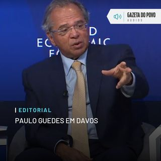 Editorial: Paulo Guedes em Davos