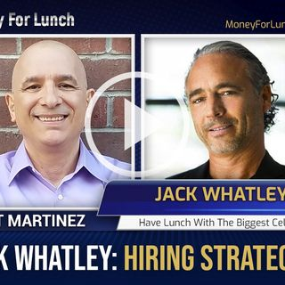 Jack Whatley, Hiring Strategist, joins Bert Martinez