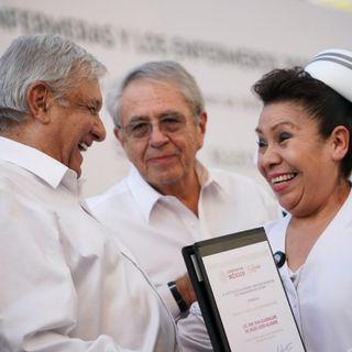El combate a la corrupción en el Sector Salud es prioridad: López Obrador