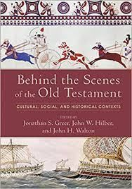Jonathan Greer – Behind the Scenes of the Old Testament