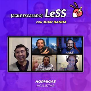 EP35 - Agile Escalado - LeSS con JuanBanda