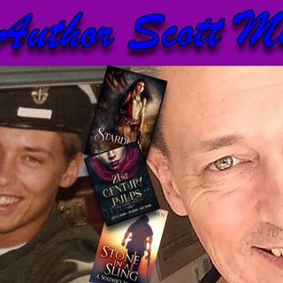 A Soldier's Journey in Fiction. Author Scott Meehan: an interview on the Hangin With Web Show