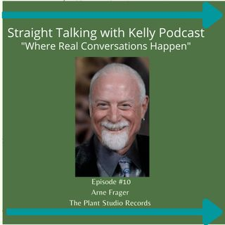 Straight Talking with Kelly-Arne Frager, Plant Studio Records