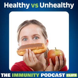 Does it Matter if You are Healthy or Unhealthy?