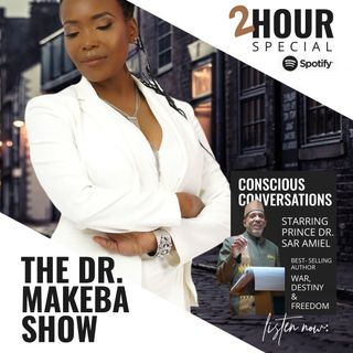 THE DR. MAKEBA SHOW, HOSTED BY DR. MAKEBA MORING - AUG 9
