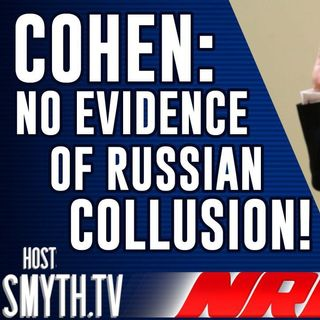 (AUDIO) NRN Tonight 2-27-2019 @NewRightNetwork Cohen NO RUSSIAN COLLUSION @SmythRadio Jim Jordan Mark Meadows Republicans #FakeWitness