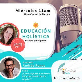 EDUCACIÓN HOLÍSTICA- ANDRES PONCE