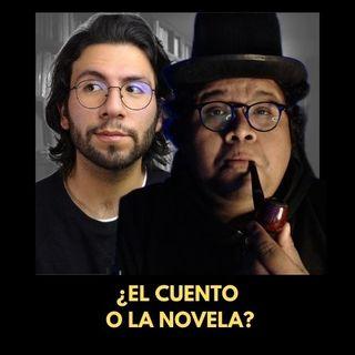 ¿El cuento o la novela? (Ft: La biblioteca de Merlin / Histeria del Perú)