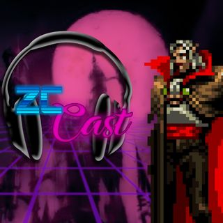 Castlevania: Symphony of the night!! #ZCCAST