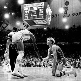 TGT presents On This Day: January 25, 1972 Ohio State and Minnesota Basketball game turns into an ugly brawl