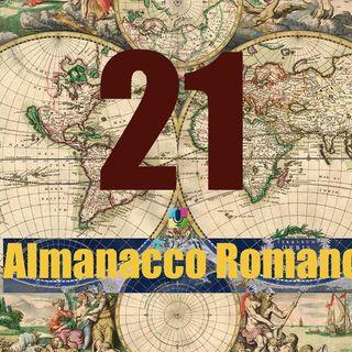Almanacco romano - 21 novembre