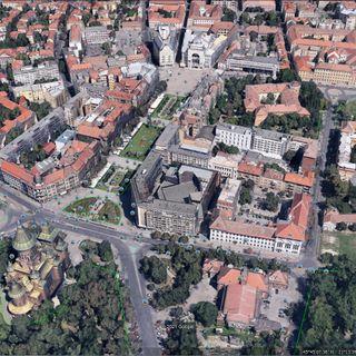 Bulevardele Timisoarei
