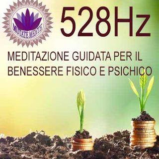 Meditazione per il benessere fisico e psichico con audio a 528Hz. (leggi le info sotto) MutateMente prod. 2020