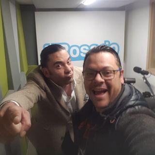 Regreso el Dr. Francisco Bernate con su radio show #HoraJudicialUR