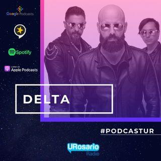 """El universo conspira cuando suena """"Delta"""""""