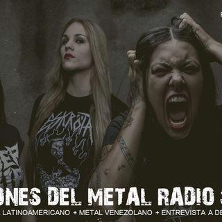Metal latino + Metal venezolano + Noticias + Entrevista a Derian