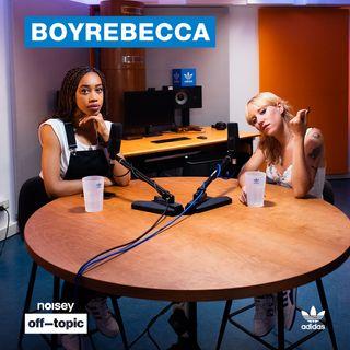 Ep. 2: Moda e design con Boyrebecca