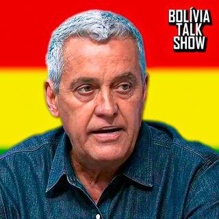 """#73. Mauro Naves: """"Acho que na TV tem mais traíra do que no futebol"""" - Bolívia Talk Show"""