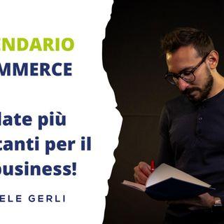 Calendario E-commerce: le date più importanti per il tuo business!