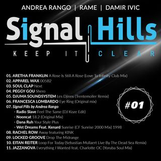Signal Hills #1 Domenica 23/9/2018