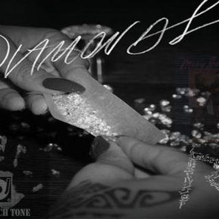 RIHANNA - DIAMONDS ALL NIGHT LONG