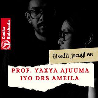 Qisadii Jacayl ee Prof. Yaxya Ajuma iyo Drs. Ameilia