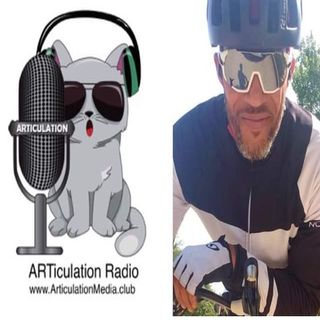 ARTiculation Radio — CYCLING TO BREAK CYCLES (interview w/ DJ Action Jaxon)