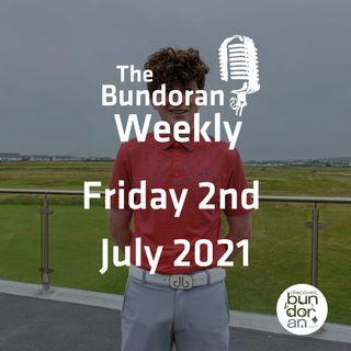 144 - The Bundoran Weekly - Friday 2nd July 2021