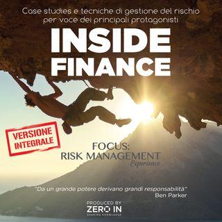 EXT - La gestione del rischio in MPS e visioni sul futuro del Risk Management. Leonardo Bellucci, CRO di Monte dei Paschi di Siena