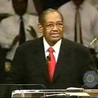 Bishop GE Patterson God Is Always There
