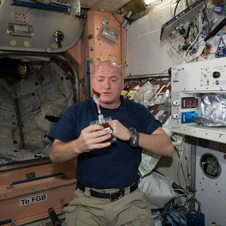 Living in Space, with Scott Kelly