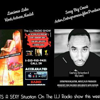 LLJ Radio Show 11/1/17 *Courtney Richardson II*