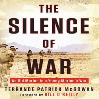 Terry McGowan The Silence Of War