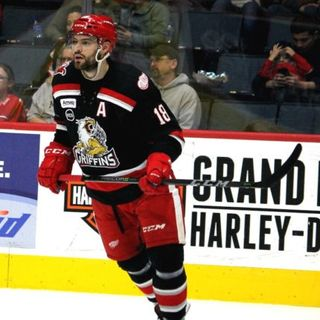 Brian Lashoff - Grand Rapids Griffins Defenseman & Alternate Captain