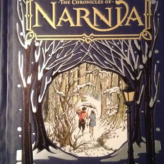 Mr. Denning's The Chronicles Of Narnia
