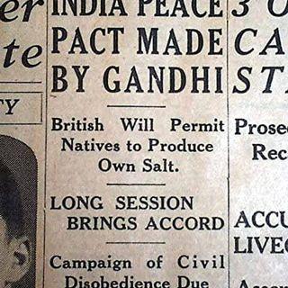 Gandhi-Irwin Pact of 1931 | UPSC CSE