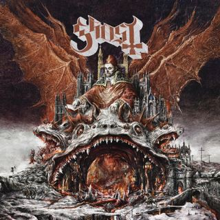 Metal Hammer of Doom: Ghost Prequelle Review