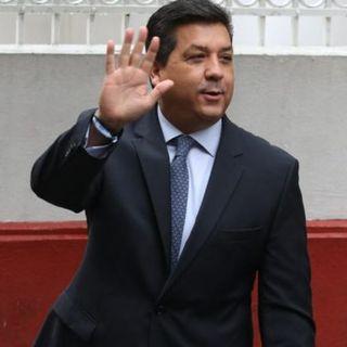 FBI solicita información del Gobernador de Tamaulipas Francisco García Cabeza de Vaca