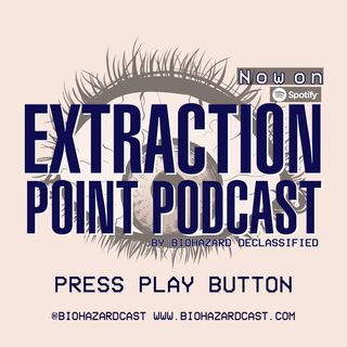 EXTRACTION POINT PODCAST | INTERVIEW WITH NICK APOSTOLIDES (LEON S. KENNEDY) | EP. 2