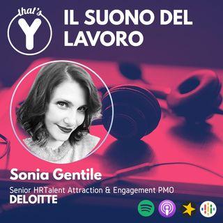 """""""Il Suono del Lavoro"""" con Sonia Gentile DELOITTE"""