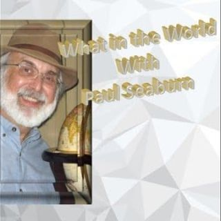 Paul Seaburn_What in the World_ His sidekick John Dinallo 9_8_21