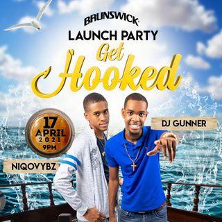 "Niqo Vybz & Gunner Live @ CBC TV 8 Stan' Home Party (Brunswick ""Get Hooked"")"