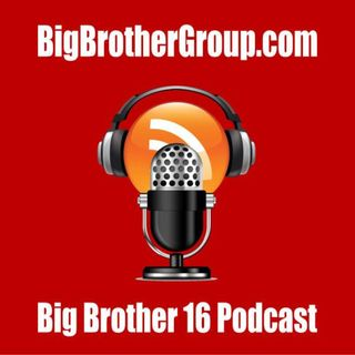 Big Brother 16 Podcast #bb16