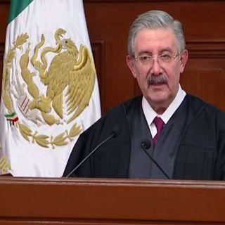 Luis María Aguilar rinde su último informe