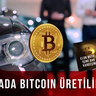 Elektrikli araçta bitcoin mining yapılır mı?